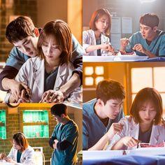"""Romantic Doctor Teacher Kim"" Yoo Yeon-seok and Seo Hyeon-jin's Romance Continues @ HanCinema :: The Korean Movie and Drama Database"