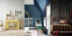 Next year's interior design trends are all about your...
