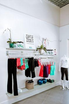 Tonic Lifestyle Apparel - sold at the studio! http://www.barrefitness.com/north-shore/