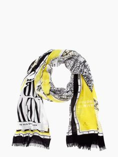 Kate Spade NYC scarf