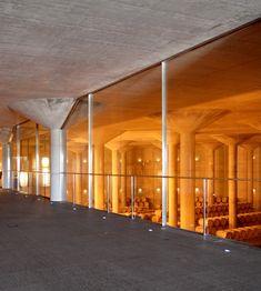 L&M arquitectos Bodegas Casalbor