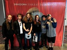 If you missed the shinedown interview with backstory at sony hall if you missed the shinedown interview with backstory at sony hall you can watch the recording here backstory presents shinedown live from the m4hsunfo