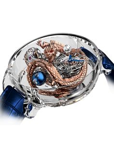 Astronomia Dragon | Jacob & Co. | Timepieces | Fine Jewelry | Engagement Rings