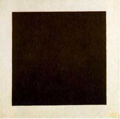 'Cuadrado negro sobre fondo blanco', el icono de las vanguardias | La Ventana | La Ventana del Arte  | Cadena SER