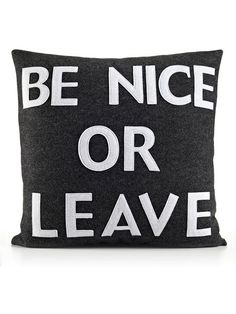 Statement Pillow.... hmmm....true statement and that's exactly how I feel, it has letters on it (the classroom is supposed to be a literacy rich environment) even has some sight words on it for my super smart kiddos...100% appropriate...hmm...not sure, but I can always flip it over on the plain side...it's on my wish list people!!