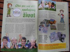 článek v časopisu Moje země 4/2013