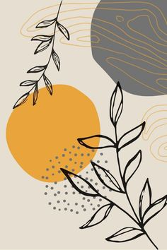 Abstract Line Art, Abstract Shapes, Tableau Design, Pottery Painting Designs, Diy Canvas Art, Aesthetic Iphone Wallpaper, Minimalist Art, Cute Wallpapers, Art Drawings