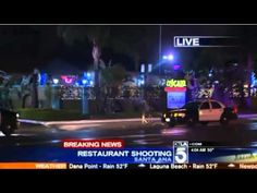 BREAKING NEWS! Multiple people shot at a restaurant in Santa Ana March 2, 2015 The shooting occurred inside El Zocalo Mexican Grill and Seafood, located at 301 North Tustin Avenue in Santa Ana, pol...