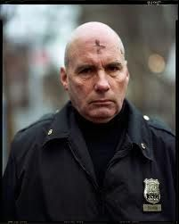cop with ashes
