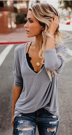 The post Cute outfit! 2019 appeared first on … Cute outfit! The post Cute outfit! 2019 appeared first on …,diybeauty Cute outfit! Look Fashion, Autumn Fashion, Womens Fashion, Winter Fashion Casual, Casual Fall, French Fashion, Kids Fashion, Fall Winter Outfits, Spring Outfits