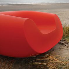 Slide Design Chubby Arm Chair Finish: Grey