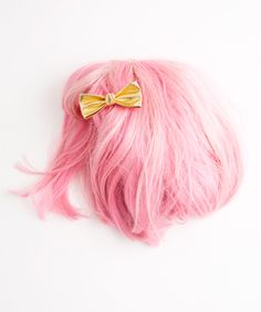 pink wig please