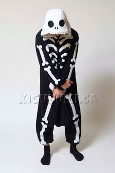 I'm only a little ashamed to admit that I want this. Kigurumi: Adult sized animal onsies.