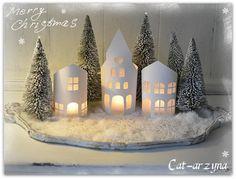 Tutorial light-houses!!! Bebe'!!! Cute idea!!!