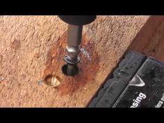 Como quitar tornillos rotos o barridos - YouTube