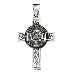 It looks almost like a celtic designed coast guard pendant!