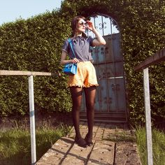 Get this look: http://lb.nu/look/6296605  More looks by Jess A.: http://lb.nu/vielefuechse  Items in this look:  Pepaloves Shorts
