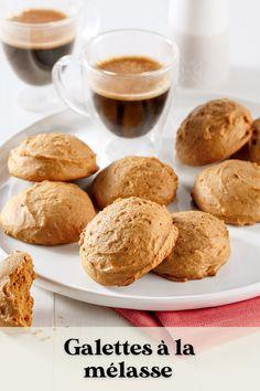 Avec cette recette de galettes à la mélasse sans gluten, tout le monde peut maintenant se régaler à l'heure de la collation.
