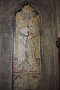 Niccolò di Pietro Gerini - Sant'Agostino - 1400-1410 - Chiesa di Orsanmichele, Firenze