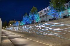 Ishoj Station by AF Lighting : illumni – The World Of Creative Lighting Design