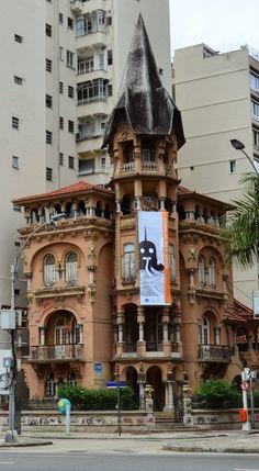 Castelinho do Flamengo, Rio de Janeiro