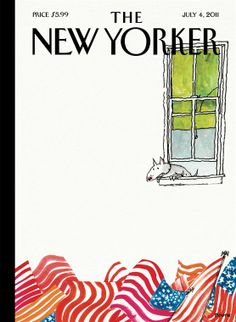 George Booth | The New Yorker Covers