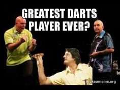 """Phil Taylor is NOT the Greatest Darts Player Ever, says Martin Adams. """"Eric Bristow is!"""" - YouTube"""