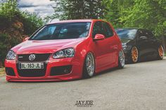 WSEE TOUR 2015 VW GOLF MK5 GTI www.jayjoe.at