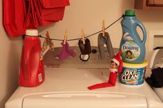 See the Craziest Elf on the Shelf Pics That Exist