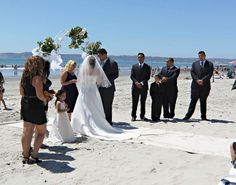 Weddings Of Coronado South Ss Beach Island Ca