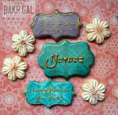 Norooz!   Cookie Connection