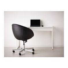 "BESTÅ BURS Desk - IKEA  Depth: 15 3/4 "" Height: 29 1/8 "" Width: 47 1/4 "" Depth: 40 cm Height: 74 cm Width: 120 cm $199"