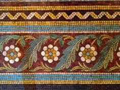 The Battersea Floor. Sounds like an epic poem, doest it? It's actually just the floor of the Battersea Art Centre building. While I ske. Public Art, Mosaic Glass, Tile Floor, Poems, Flooring, Blanket, Rugs, Mosaics, Inspiration