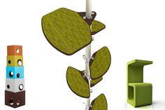 Découvrez 9 modèles d'arbre à chat design et esthétique ! Ne choisissez plus entre votre chat et votre déco avec ces arbres à chats design !