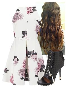 """Untitled #8869"" by carmellahowyoudoin ❤ liked on Polyvore featuring Cameo and Givenchy"
