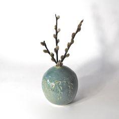 Art Pottery Vase signed Catalina by SugarLMtnAntqs on Etsy,