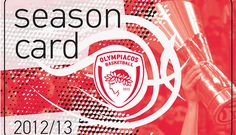 Olympiacos BC Season Card 2012/13