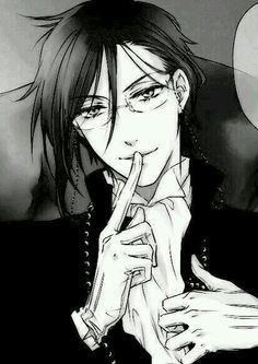 Teacher Sebastian Michaelis