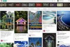 Pinterest abre escritório no Brasil, artigo da Época Negócios.