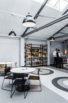 Imperial War Museum Restaurants, 2016 - SHH Architects