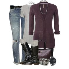 """My Way"" by tmlstyle on Polyvore"
