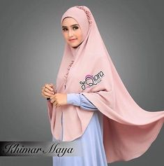 One Piece Sutra Instant Hijab Slip On Long Khimar Jilbab Muslim Abaya Islam Maya, Instant Hijab, Beautiful Hijab, Hijab Fashion, Muslim, Niqab, Shawl, Dresses, Outfit