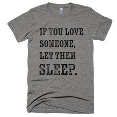 I Should Be Sleeping Funny Sleepy Time Night T Shirt
