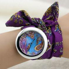 New design Geneva Ladies flower cloth wristwatch fashion women dress watch high quality fabric watch sweet girls Bracelet watch