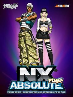 Pump it up NX Absolute Pump It Up, Manga Games, Joker, Pumps, Movie Posters, Movies, Fictional Characters, Amor, Cell Phone Wallpapers