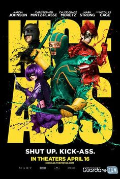 Kick-Ass (2011) in streaming