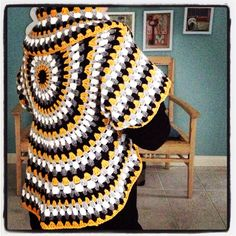 Grannystyle crochet