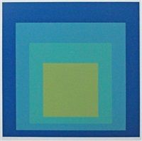 I-s g by Josef Albers