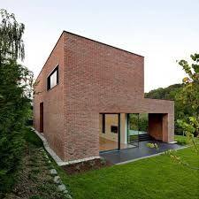 Image result for modern brick home designs