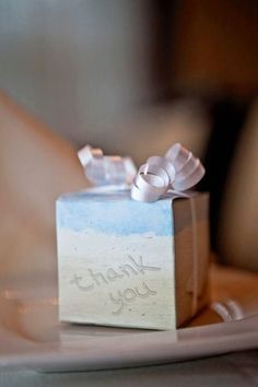 Beach Theme Bridal Shower & Wedding Wedding Favors Photos on WeddingWire